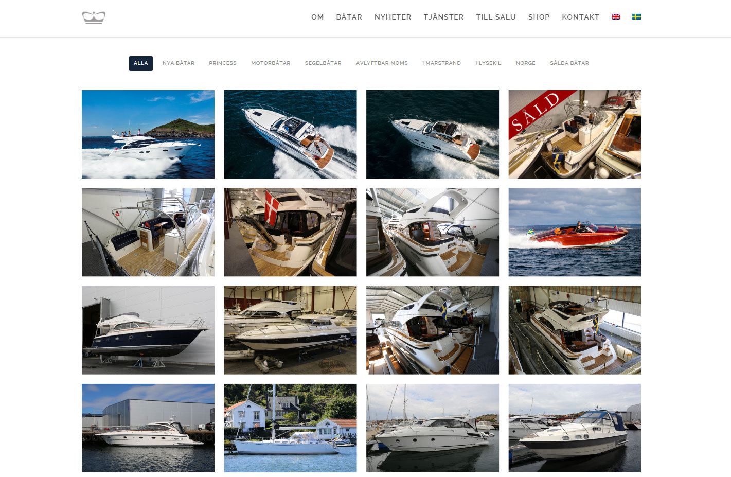 Brokerage And Sale Of Used Boats Benny Jessica Ab